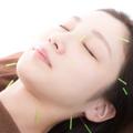 美容鍼灸         (約90分¥8,800)